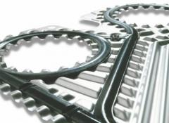 Резиновые уплотнители для пластинчатых теплообменников Кожухотрубный конденсатор Alfa Laval ACFC 240/244 Троицк